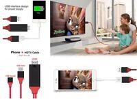 CAVO 3 in 1 MHL FULL HD 1080P USB A HDMI HDTV TV 1M SAMSUNG IPHONE HUAWEI XIAOMI
