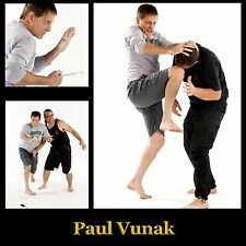 An Introduction to Contemporary Jeet Kune Do with Paul Vunak (8 DVD Set)