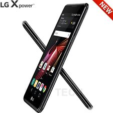 "LG X Power (16GB) 4G LTE, 5.3"", 4100mAh Factory Unlocked GSM, US Warranty BLACK"