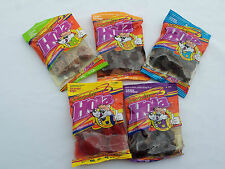 Hola saladitos 5-pack Mix Flavor's (salted apricot) Mexican candy)