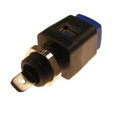 Schützinger ESD498 blau Schnelldruckklemme 16A Quick-release terminal 853594