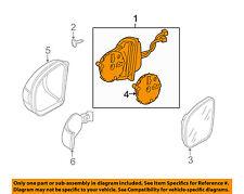 Mercedes MERCEDES-BENZ OEM Door Side Rear View Mirror-Housing Right 2208100876