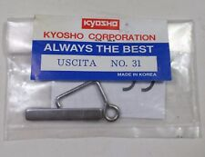 Kyosho Pureten Alpha GP Brake Pad Lever arm Nitro car part 1/10 AG21 AG22 31 2 3