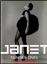 JANET JACKSON 2011 UP CLOSE TOUR CONCERT PROGRAM BOOK / EX 2 NMT