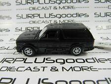 Johnny Lightning 1:64 LOOSE Collect 'N Play Black 1992 GMC TYPHOON AWD SUV