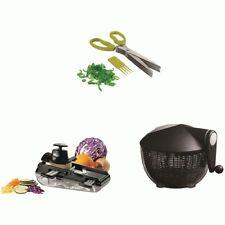 Tijeras para ensalada