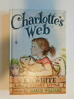 Charlottes Web by E. B. White HC Illustrated by Garth Williams 1980