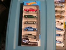 🔥HOT WHEELS 2019 🔥 FAST AND FURIOUS 5 PACK, IMPALA, TORINO, CORVETTE, ESCORT,