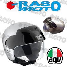 Casco AGV Bali B2 E2205 Argento MONO taglie L XL