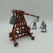 Elastolin catapulte