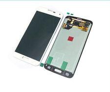 DISPLAY LCD + TOUCH SCREEN RICAMBIO assemblato Samsung SM-G900F Galaxy S5 BIANCO