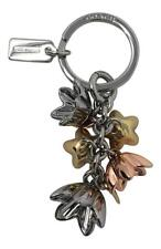 Authentic Coach 3D Wildflower Muti-Colored Bag Charm Key Chain F29813 29813 New