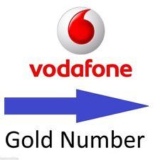 0777 60606 *9 VODAFONE  GOLD NUMBER.... 19JUL18*