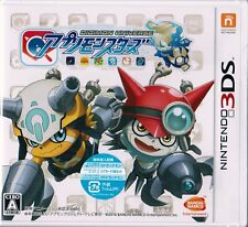 29298 DIGIMON UNIVERSE APPLI MONSTERS Nintendo 3DS with benefits cards