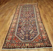 Traditional Vintage Wool 290cmX97cm Oriental Rug Handmade Carpet Rugs