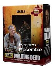 Le walking dead collector modèles # 6 Merle Eaglemoss Figurine AMC image