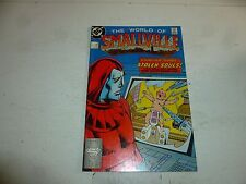 WORLD OF SMALLVILLE Comic - No 3 - Date 06/1988 - DC Comics