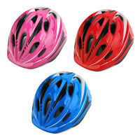 Boys Girls Safety Helmet Kids Bike Bicycle Skating Scooter Protective Helmet New