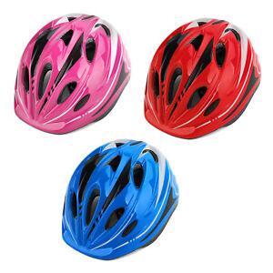 Boys Girls Safety Helmet Kids Bike Bicycle Skating Scooter Protective Helmet New