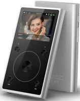 FiiO X1II 2nd Gen High Res Digital Audio Player Bluetooth FLAC Silver Lossless