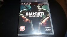 PS3 GAME CALL OF DUTY ,  BLACK OPS . tested and working.