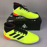 Adidas Men's Predator Tango 18.3 Football Trainers - UK Size 10 - Solar Yellow