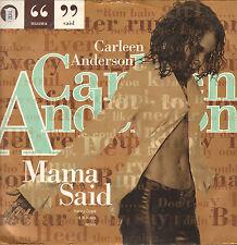 CARLEEN ANDERSON - Mama Said - CIRCA