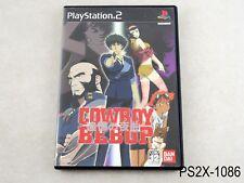 Cowboy Bebop Playstation 2 Japanese Import Japan JP PS2 US Seller B