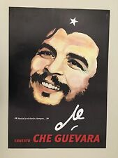 CHE GUEVARA  AUTHENTIC 1990's POSTER