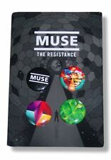 Muse Colour Button/Badge Set #3--Brand New