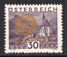 Austria 30 Groschen Stamp c1931 Mounted Mint Hinged (1947)