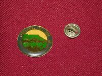 VINTAGE PIN PINBACK CENTENNIAL 1890-1990 THE VILLAGE OF ALTAMONT NY