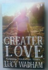 BN Paperback Book - GREATER LOVE by Lucy Wadham - *CLEARANCE*