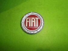 Fregio logo mascherina anteriore Fiat 127 sport 128 rally 131 ritmo argenta