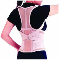 Soporte Faja Corrector Postura Correcta de la espalda y Reducir el Dolor Lumbar