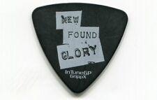 New Found Glory Concert Tour Guitar Pick! Ian Grushka custom stage Pick #2