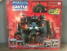 Masters of the Universe 200x Castle Grayskull Version 1 playset MOTU He Man MISB