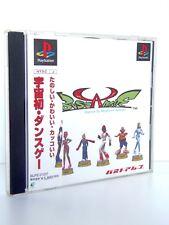 Sony Playstation PS1 Jeu Bust A Move Spin Reg Japan
