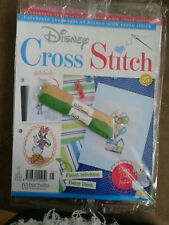 Hachette Disney Cross Stitch Partwork Magazine Collection Issue 15