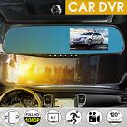 4.3'' 1080P HD DVR LCD Car Vehicle Rear View Mirror Camera Video Cam Recorder