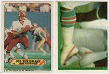 JOE THEISMANN - 1983 TOPPS STICKER # 29 - WASHINGTON REDSKINS QUARTERBACK