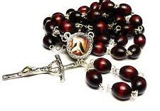St Teresa of Avila cherry relic rosary patron of bodily ills headaches sickness
