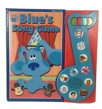 Blue Clues Song Ebay
