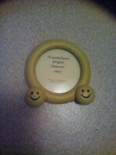 Smiley Face Photo Picture Frame Decor
