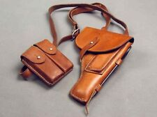 Russian officer tokarev pistol holster and ammo pouch(1)