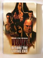 Velvet #1 Before The Living End TPB Image 2014 VF Trade Paperback Brubaker