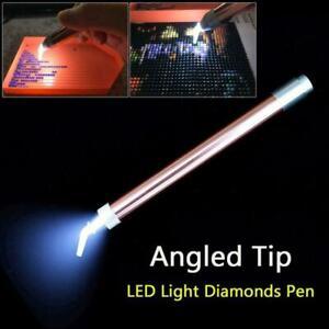 Diamond Painting Tools Lighting Point Drill Pen Sross DIY Stitch Tool G7J3