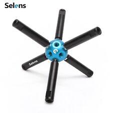 Selens Magic Ball Multi Accessory Adapter mit 6 Sticks für LED Panel DSLR Monito