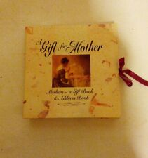 Ideal Mothers Day Gift Booklets Poems Inspirational Address book