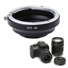 EOS-NX Mount Adapter Ring For Canon EOS EF Lens To Samsung NX5 NX10 NX20 NX1000